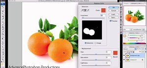 Change the color of any object in Photoshop
