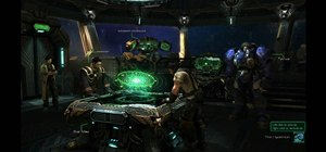 Smash and Grab of the StarCraft 2 single-player campaign
