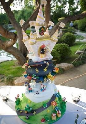 50 Coolest Mario Cakes Ever