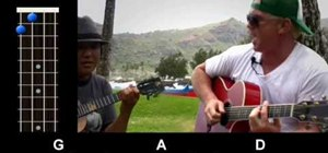 """Play """"Perfect Sometimes"""" by Justin James on the ukulele"""