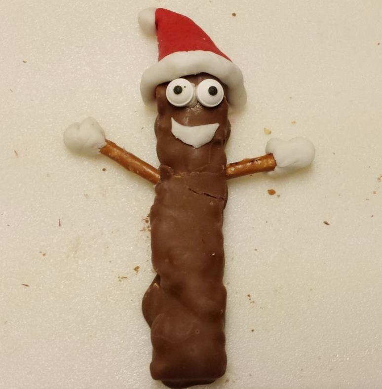 How to Make a Deliciously Accurate Mr. Hankey, the Christmas Poo Holiday Snack