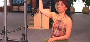 Teach proper head and neck movement in Pilates