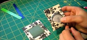 Make a duct tape makeup compact
