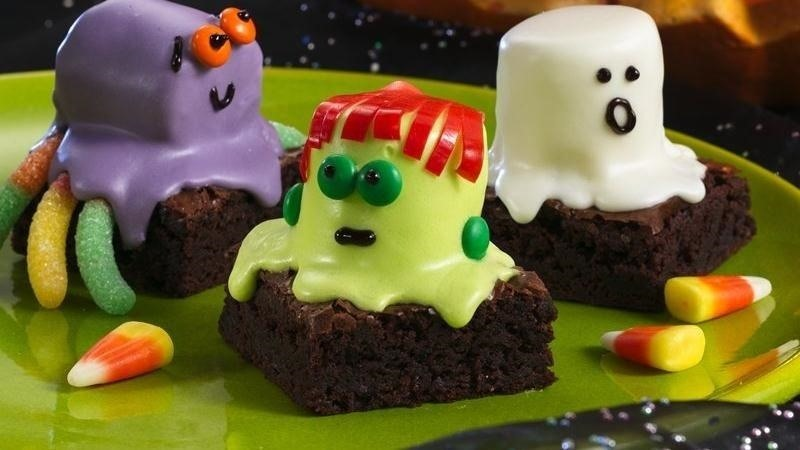 Killer Cupcakes: 6 Cute & Creepy Halloween Desserts