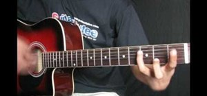 """Play """"Say Goodbye"""" by Skillet on guitar"""