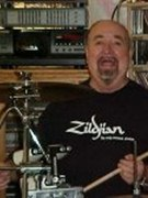 Donny Swain Jazz Drummer