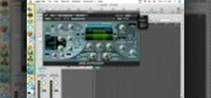 Create a vocoder synth sound in Logic Pro with the EVOC 20 PolySynth