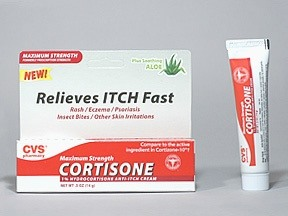 How to Use Topical Agent Containing Cortisone Properly