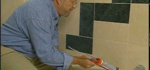 Replace bathtub sealant or caulk with Rob Hazelton