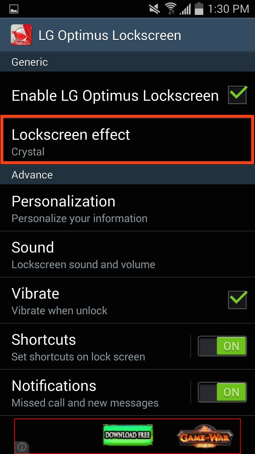 Customize Your Android Lock Screen with New Unlock Effects & Customizations