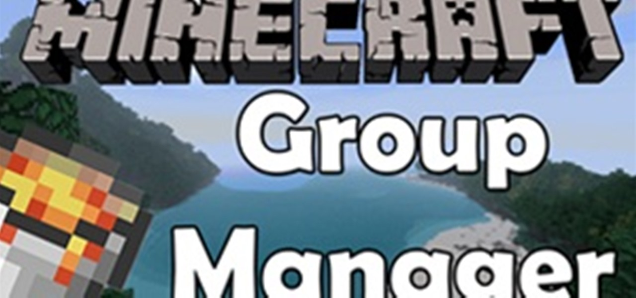 GroupManager - Permissions Plugin « MOVED TO TECHHUT US