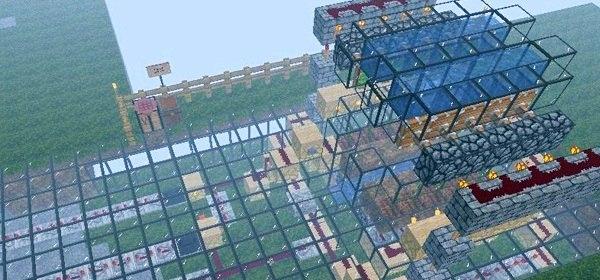 Melon Farm « Minecraft