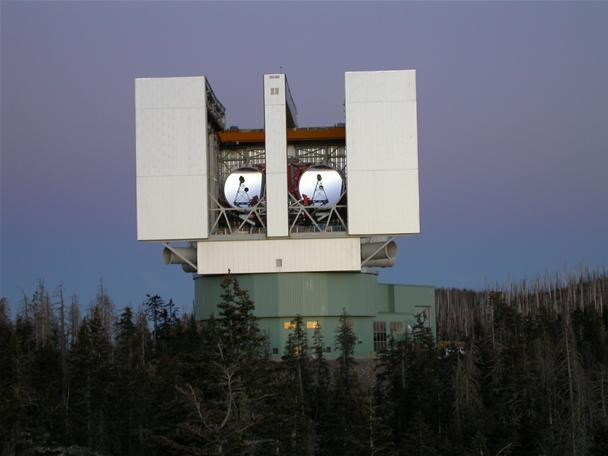 The World's Most Ginormous Telescopes