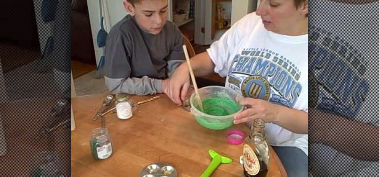 How To Make An Oscar The Grouch Cake In The Easy Bake Oven