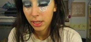 Create an Alice In Wonderland inspired makeup look