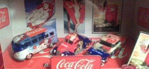 nostalgia challenge ( coke,poster car collection)