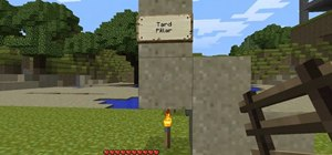 Stay alive as a beginner-level player in Minecraft