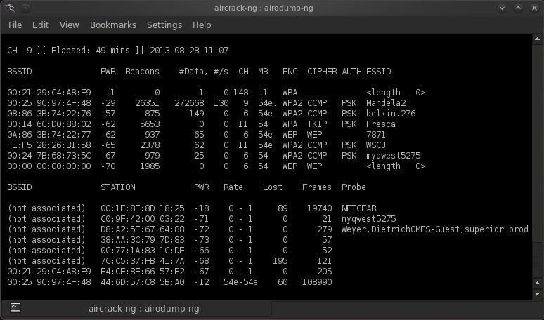 How to Hack Wi-Fi: Cracking WPA2-PSK Passwords with Cowpatty
