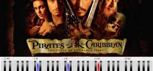 "Play ""He's a Pirate"" from Pirates of the Caribbean"