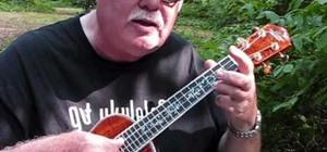 "Play ""Are You Sleeping? (Frère Jacques)"" on ukulele"