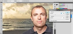 Adjust shadows and highlights in Adobe Photoshop CS5