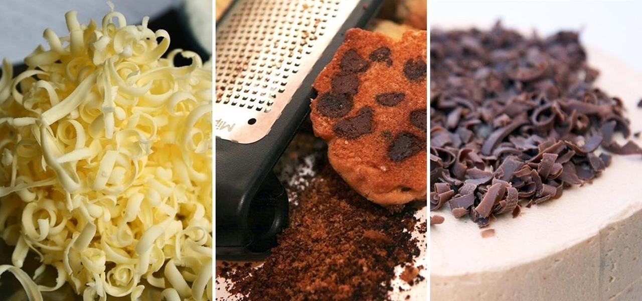 Use Your Grater on These 10 Foods for Easier, Better Cooking