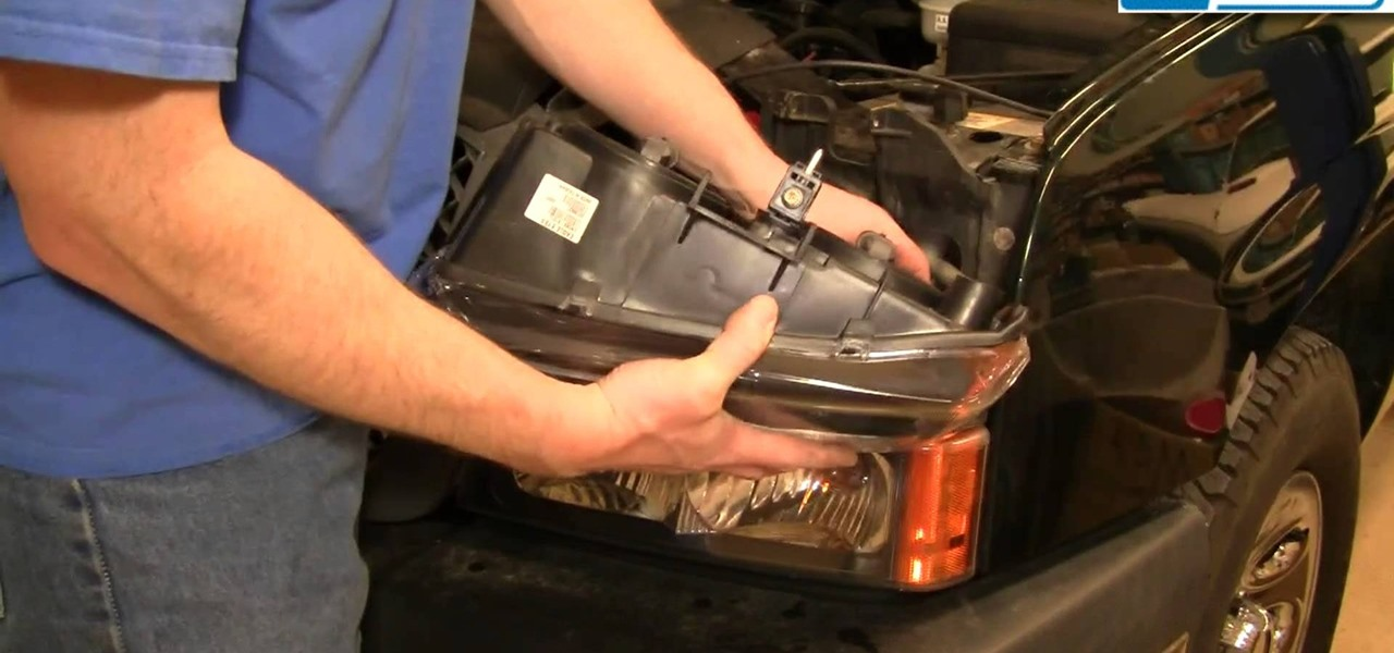 How To Replace The Headlights And Bulbs On Your 2005 07 Chevy Silverado