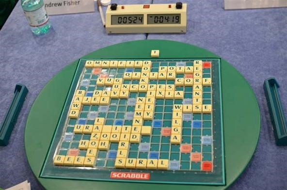 Nigel Richards Wins $20,000, Becomes First Ever Two-Time World Scrabble Champion