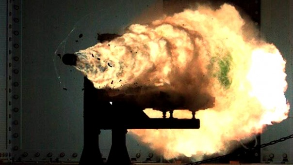How to Build a Miniature Version of the Navy's Electromagnetic Railgun Weapon