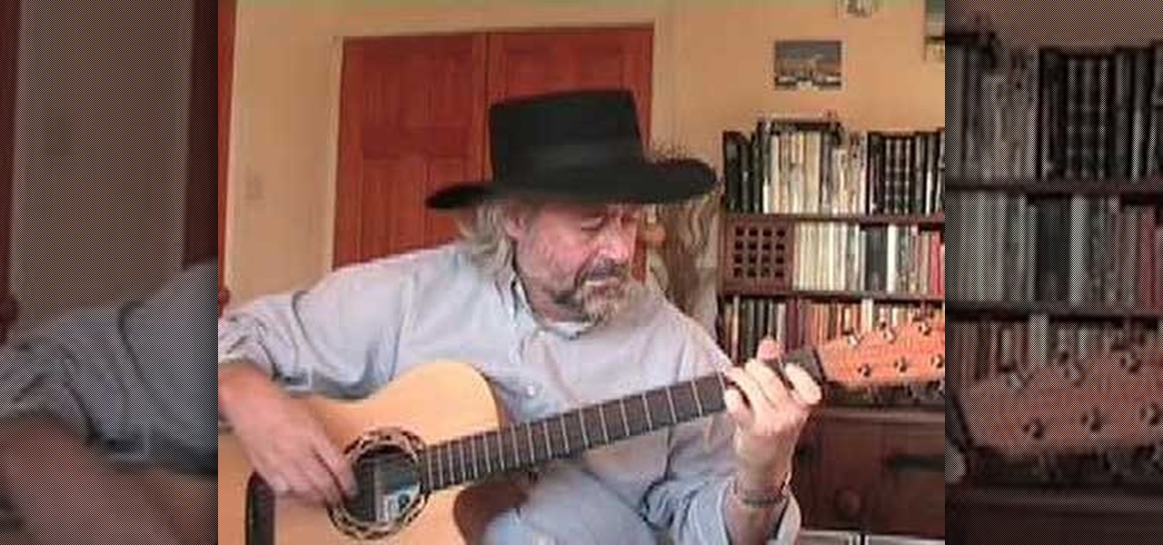 How To Play My Creole Belle By John Hurt On Guitar Acoustic