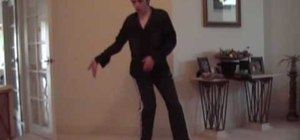 "Learn various dance moves from ""Billie Jean"""