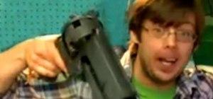 """Make the Hellboy II gun known as the """"Good Samaritan"""""""