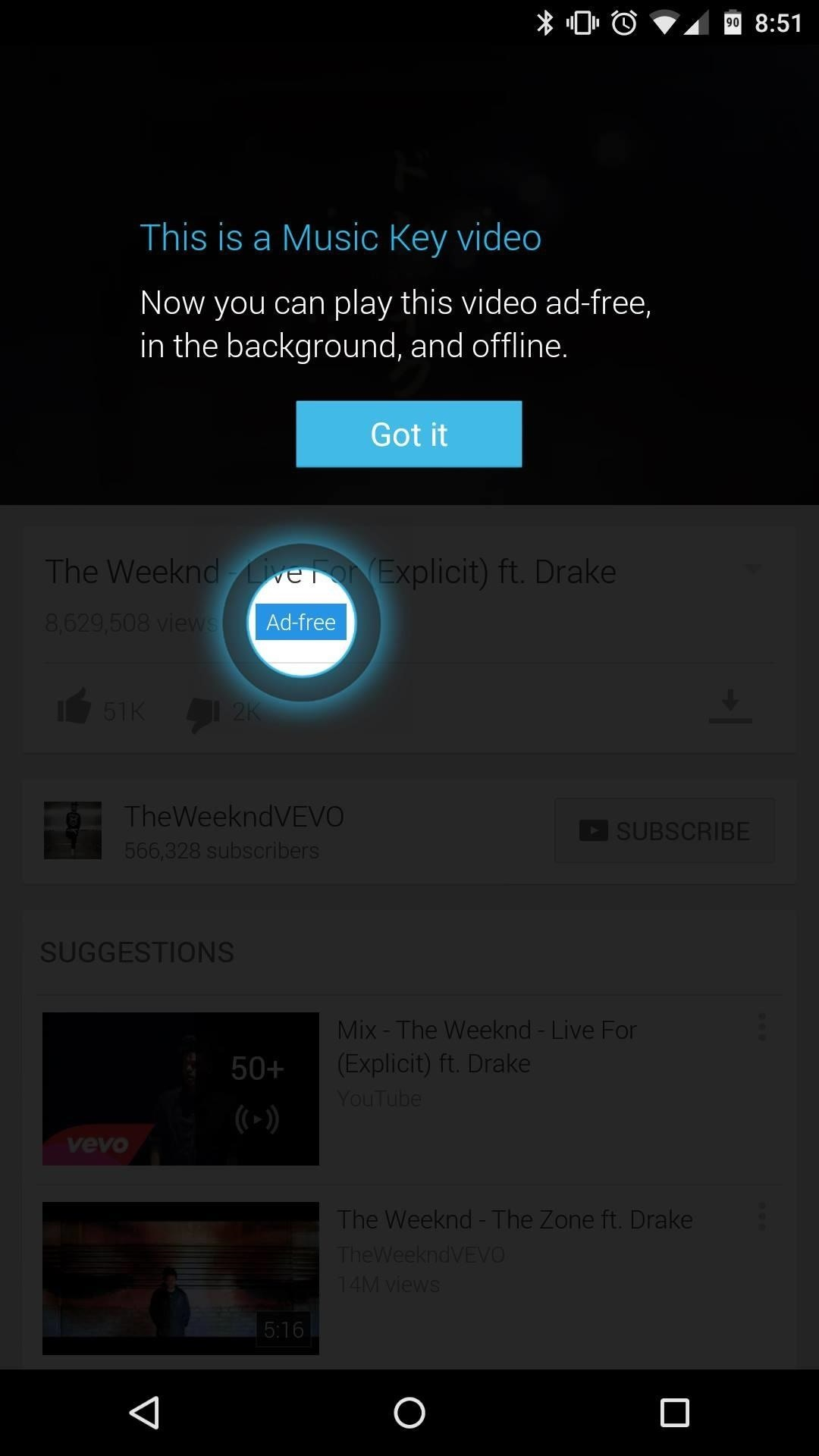how to download tracks from youtube