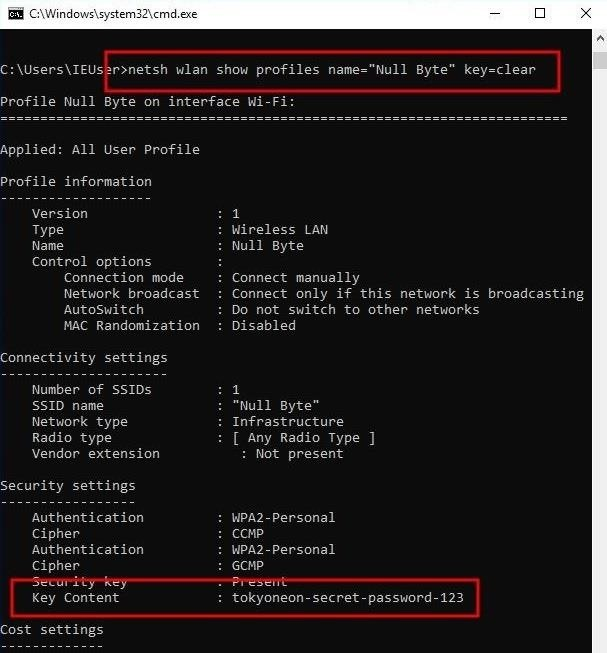 Android for Hackers: How to Filter WPA2 Wi-Fi Passwords with Android & PowerShell