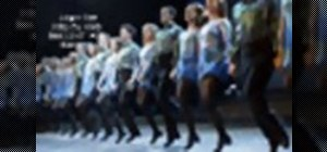 Learn the basics of Irish dance