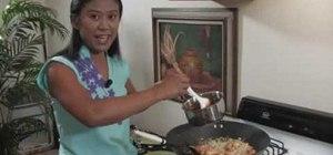 Cook Pad Thai