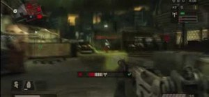 Use the Helghast StA-14 rifle in Killzone 2
