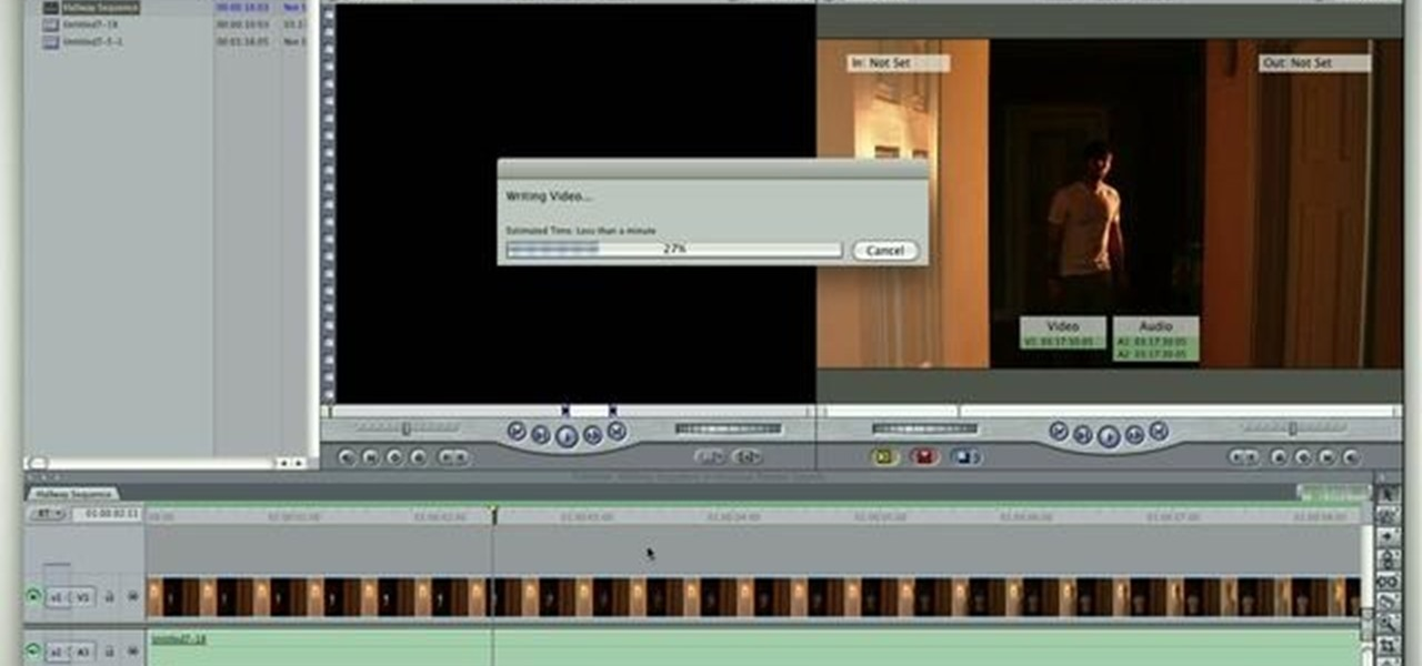 How to flip a clip in final cut pro x 1012 final cut wonderhowto how to increase the render speed of final cut pro ccuart Gallery