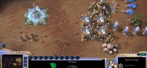 Use hotkeys (or keyboard shortcuts) in StarCraft 2: Wings of Liberty