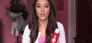 Create big, voluminous Victoria's Secret hair