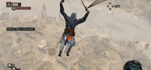 Get the 'Almost Flying' Achievement in Assassin's Creed Revelations