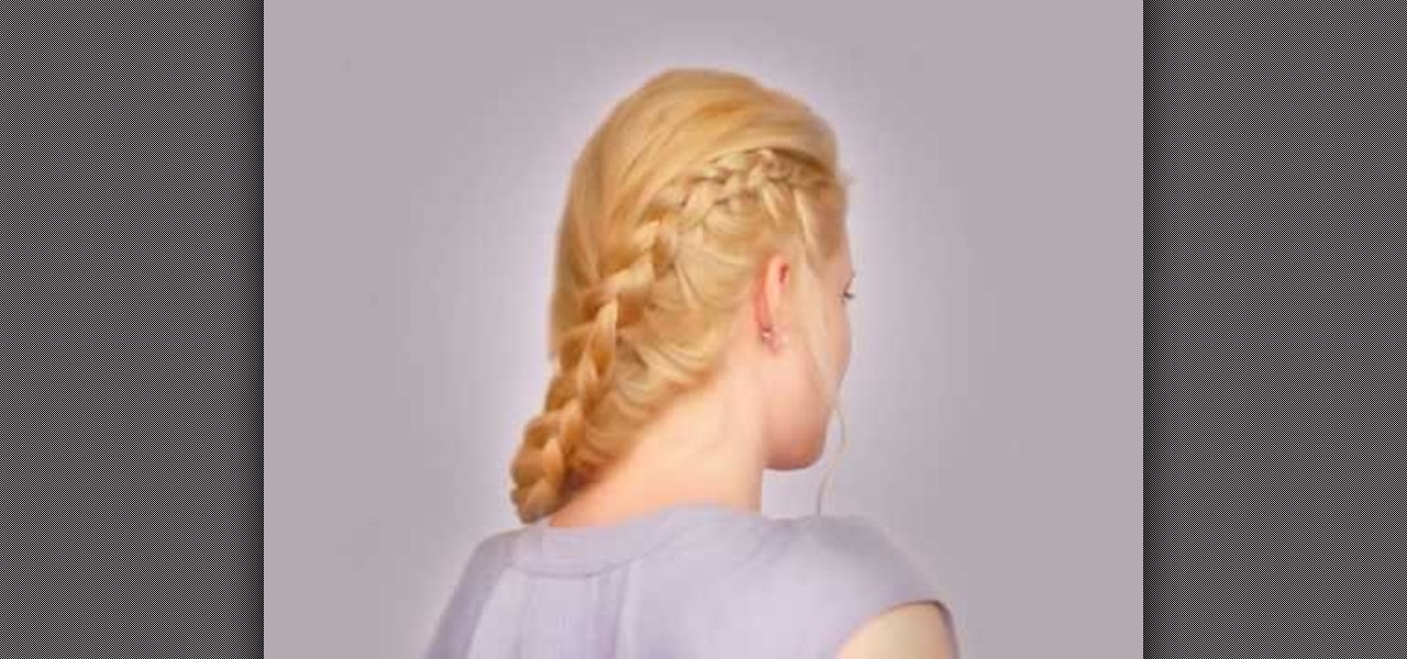 Outstanding Inside Out French Braid Mohawk Braids Hairstyle Inspiration Daily Dogsangcom