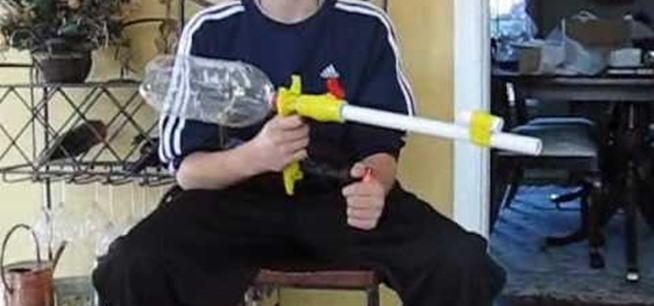 How to Make a high-powered Nerf Rifle « Construction Toys :: WonderHowTo
