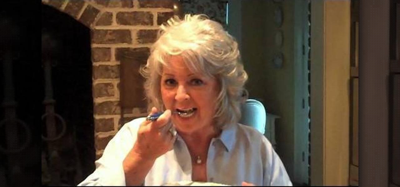 Paula deen pasta carbonara recipe