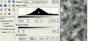 How to use the x ray effect on gimp software tips wonderhowto how to create lightning effects in gimp ccuart Image collections