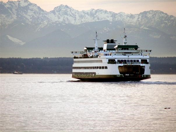Whidbey Island Ferry Cam