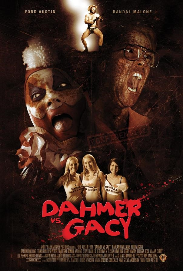 Dahmer vs Gacy one sheet.