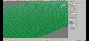 Work with cloth in 3DS Max
