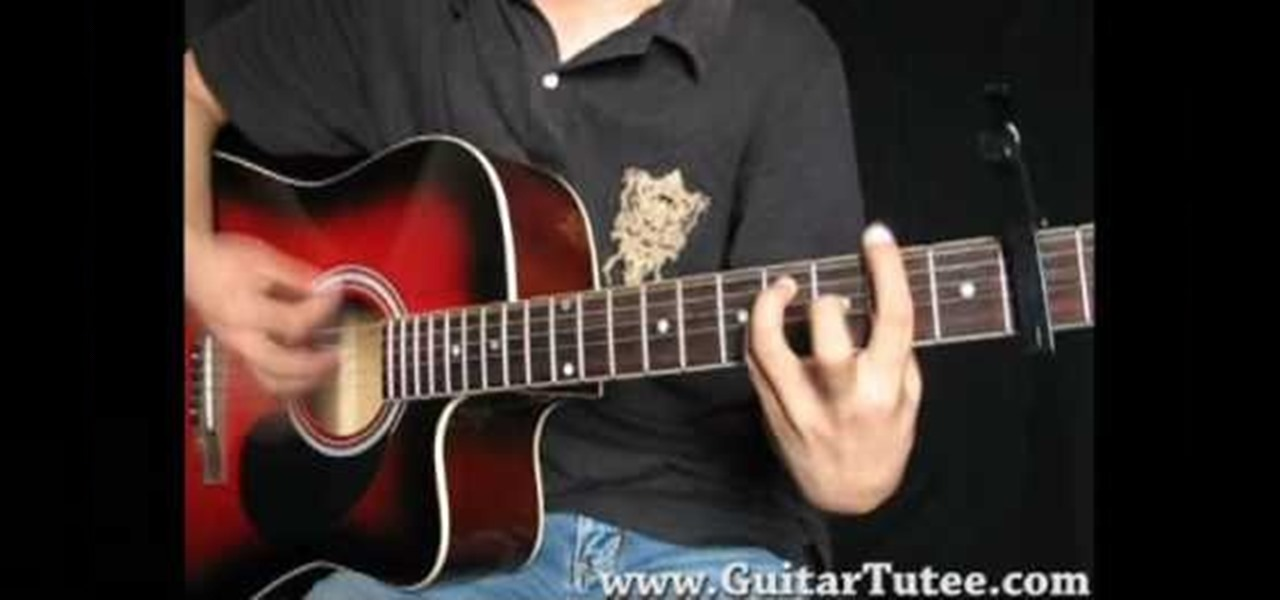 How To Play Taylor Swift You Belong With Me On Guitar Acoustic