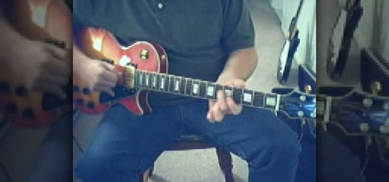 How To Play The Star Spangled Banner On Electric Guitar Electric